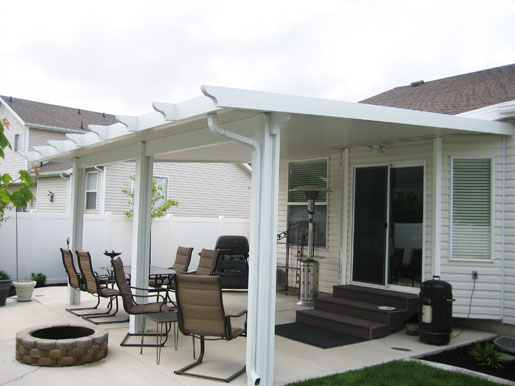 Newport Solid Patio Covers