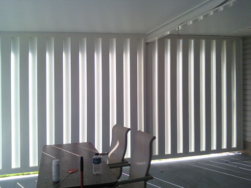 Add Privacy to your Patio Cover with Privacy Walls