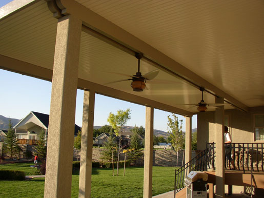 Custom Solid Patio Covers by Sunsational Home Improvement